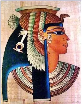 Ancient Egyptian Cleopatra