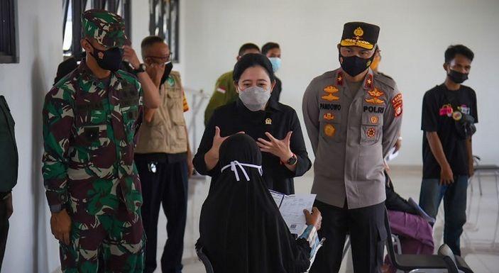 Walah! Sudah Pasang Banyak Baliho, Puan Maharani Tak Dikenali Warga Saat Blusukan di Jakarta Barat