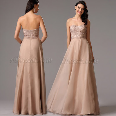 strapless lace bodice prom ball dress