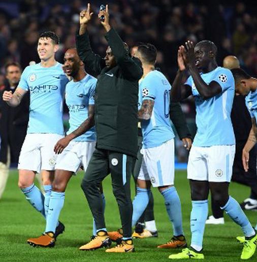 Skor Manchester City VS Stoke City