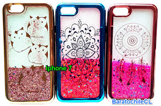 Carcasa Brillos Iphone 7