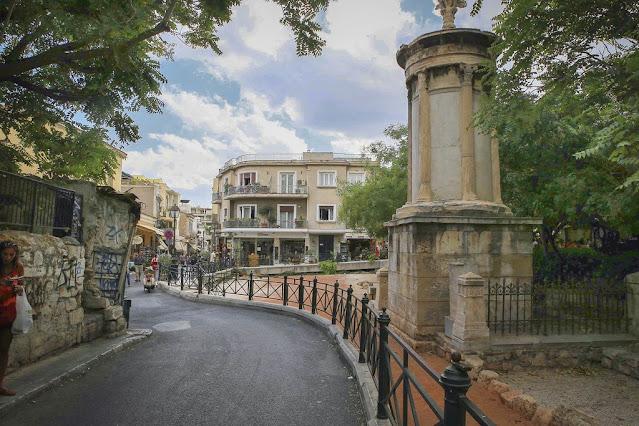 منطقة بلاكا أثينا