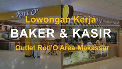 Lowongan Kerja Baker & Kasir di PT Sebastian Citra Indonesia