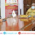 Gubernur Sulawesi Tenggara, Ali Mazi Hadiri Musrenbangnas 2021