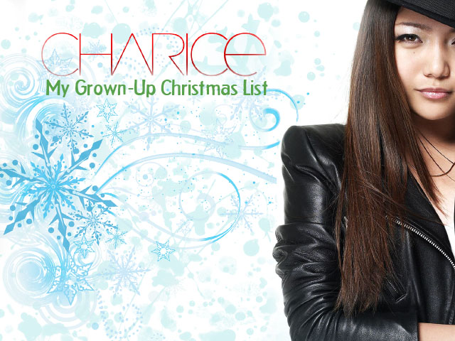 My Grown-Up Christmas List Charice Pempengco