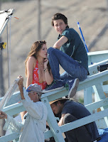 You Get Me Bella Thorne and Nash Grier Set Photo 2 (3)