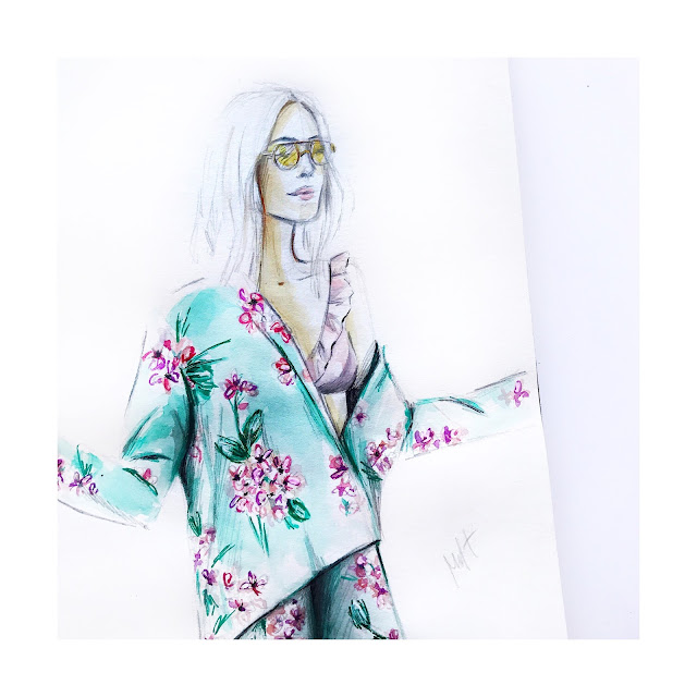 gigi vives sketch look fashion
