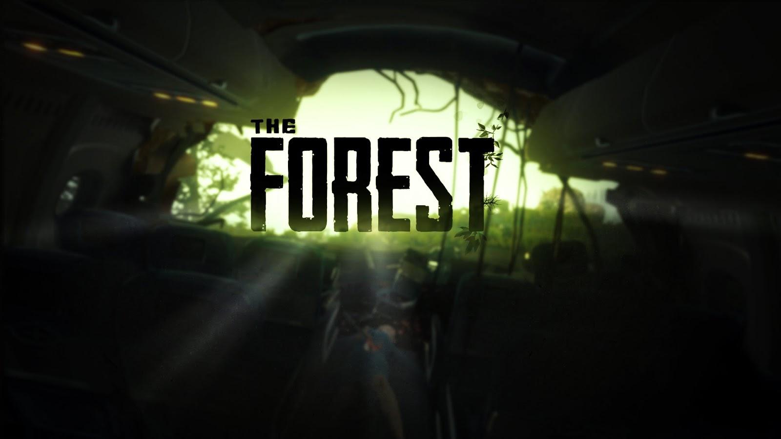 شرح تحميل لعبة the forest