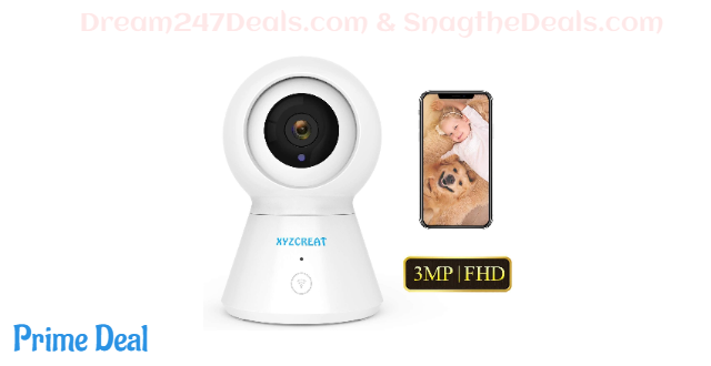 50% OFF  Home Security Camera