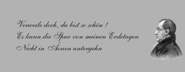 Gedichte Und Zitate Fur Alle Johann Wolfgang Von Goethe W Den