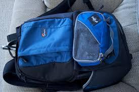 Isi Koper dengan Ransel dan Tas Laptop