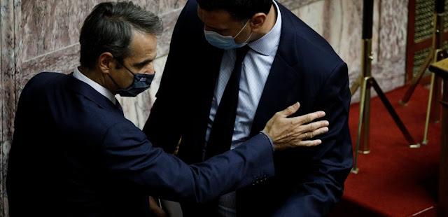 Καμπαγιάννης: «Η ΝΔ ήταν το μοναδικό κόμμα που ΔΕΝ προσήλθε στη δίκη της Χρυσής Αυγής»