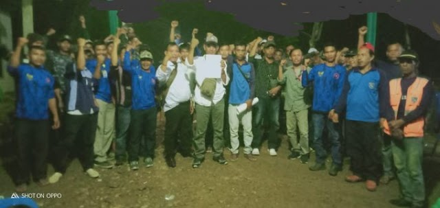 Koperasi TKBM Pelabuhan Panjang Laksanakan Metting Room