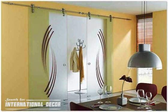 Interior Sliding Doors With Modern Design