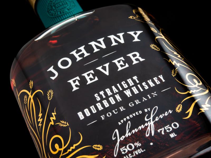 Johnny Fever Whiskey