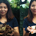 Woman Earned Online By Selling Dried Leaves