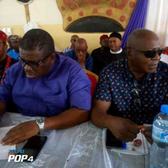 2023 Governorship: In Celebration of Gov Ikpeazu's Pious Response to Ngwa's Demand for  Extra Time