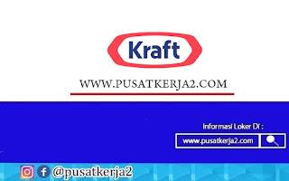 Loker SMA SMK D3 S1 PT Kraft Ultrajaya November 2020