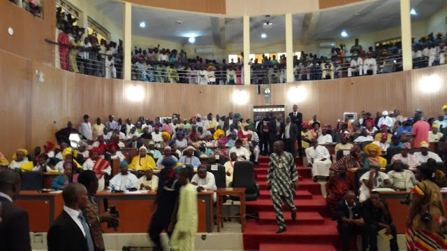 Ekiti Assembly tells residents of flood-proned areas to relocate