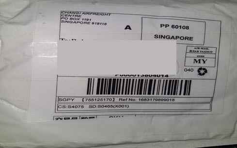Hong kong post and china post free shipping delivery time to kuching sarawak malaysia post - Post office track trace ...