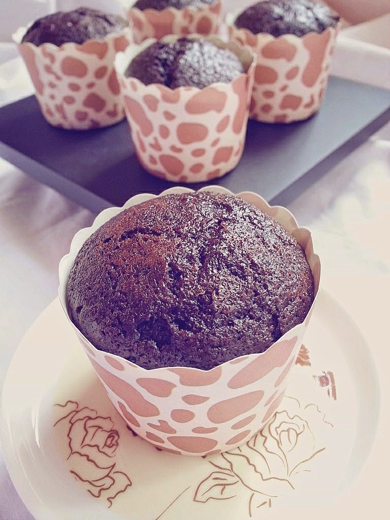 5 Resepi Cup Cake Yang  Pasti Sedap