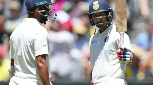 मयंक अग्रवाल, भारतीय क्रिकेट खिलाड़ी