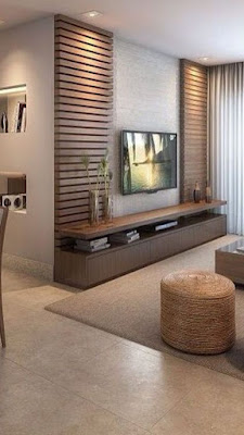 wall mounted flat screen tv decorating ideas