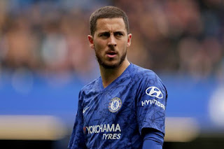 Chelsea have already rejected two bids for Hazard
