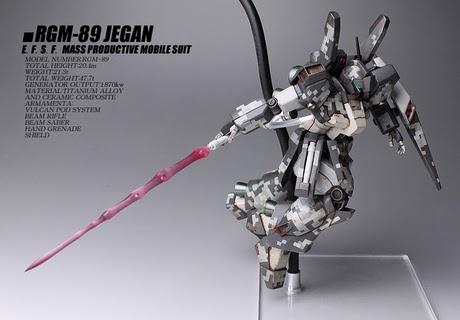 HGUC 1/144 Jegan