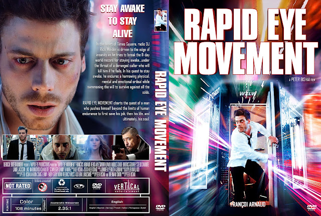 Rapid Eye Movement DVD Cover