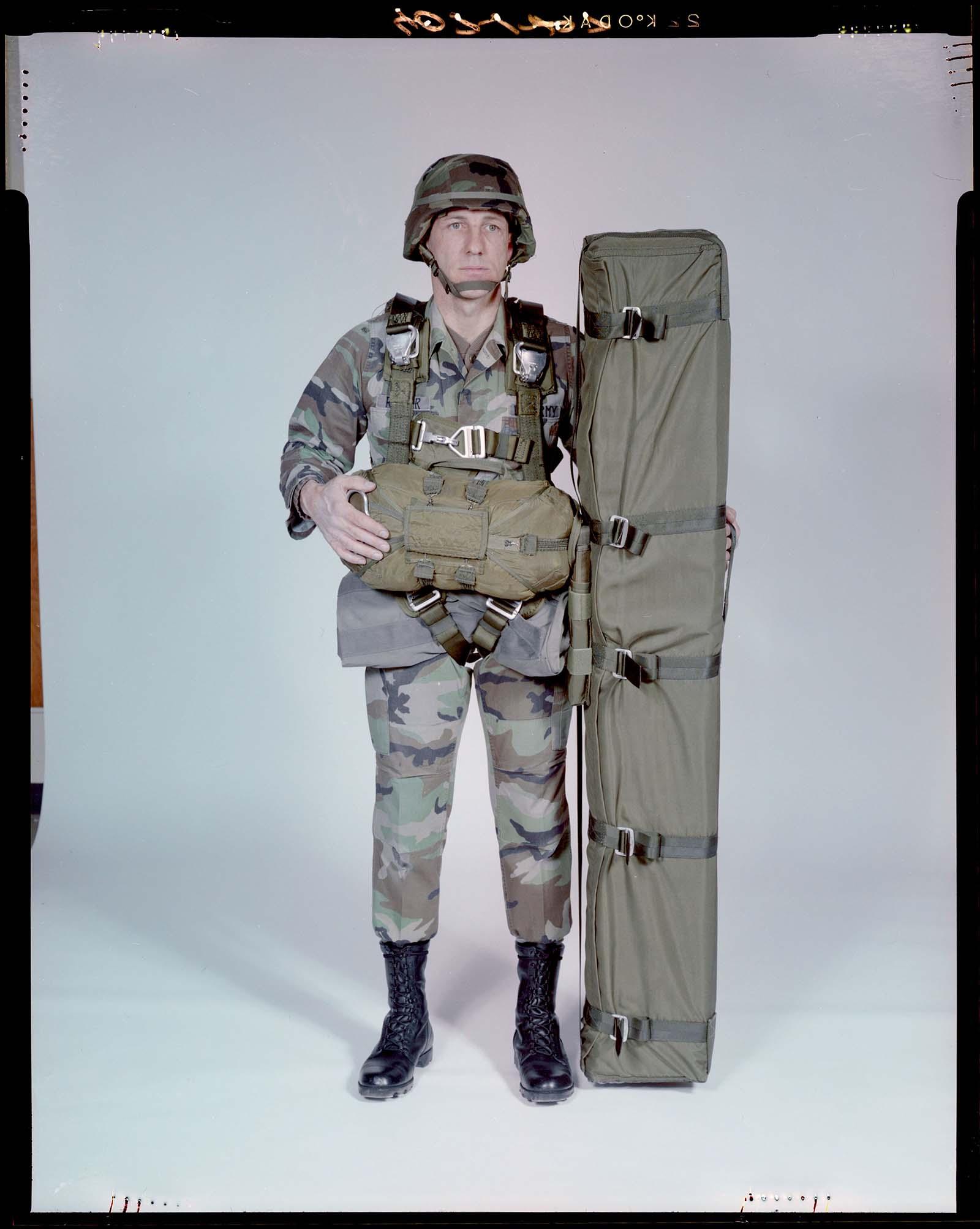 ADEL (AMEL), stinger missile jump pack.