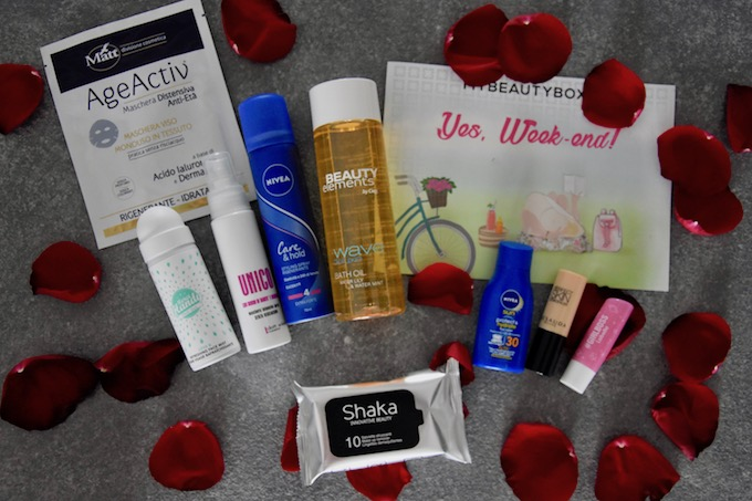 MyBeautyBox - Yes Week-end