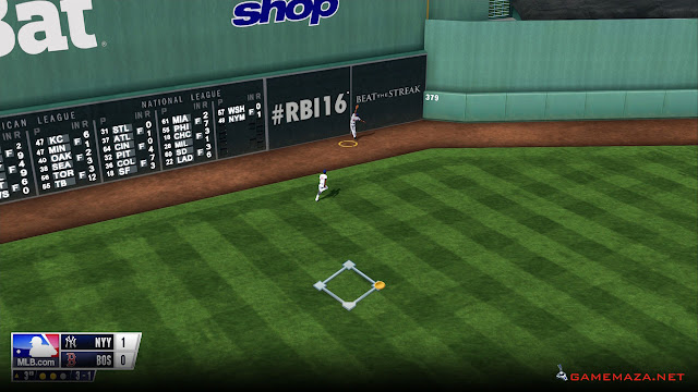 RBI Baseball 16 Gameplay Screenshot 2