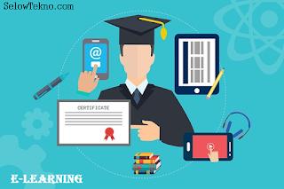 E-learning pengertian dan manfaat selowtekno