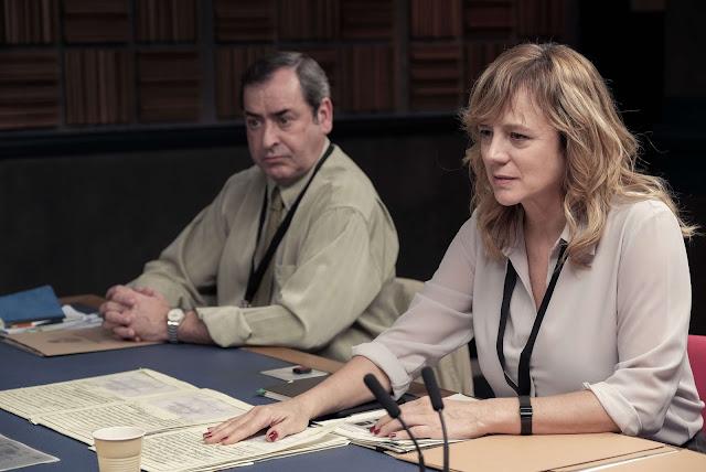 Emma Suárez en 'Criminal' de Netflix