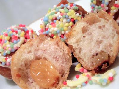 Kuglof od fritula / Cake made of fritters