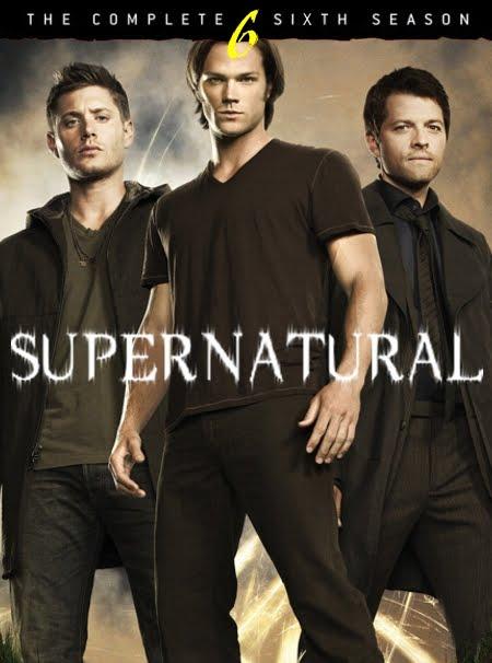 Supernatural 6ª temporada – bluray rip 720p dublado torrent.