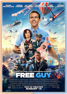 Free Guy Tomando El Control 2021 Brrip Hd 1080p Y 720p Latino Dual