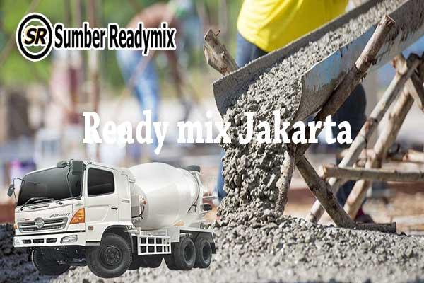 Harga Ready mix Jakarta, Harga Beton Ready mix Jakarta, Harga Beton Cor Ready mix Jakarta Per m3 2019