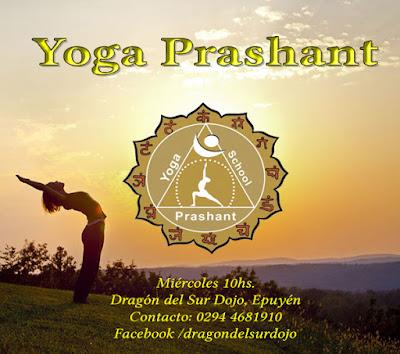 Yoga Prashant Epuyen - Yoga Prashat Epuyén