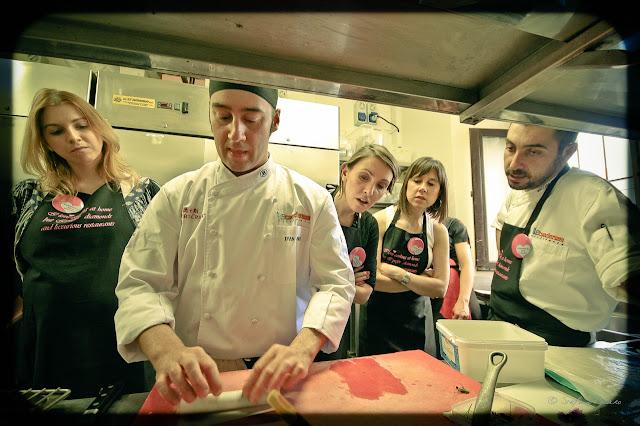ristorante la Credenza - cooking lesson
