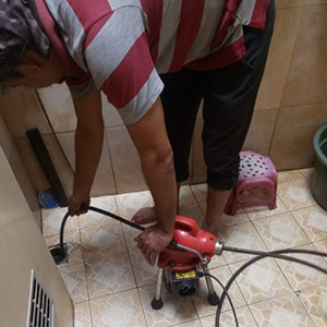 Jasa saluran air kamar mandi mampet Lubang Buaya Jakarta Timur