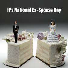 National Ex-Spouse Day Wishes Awesome Picture