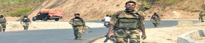 Chhattisgarh: Two Naxals Killed In Encounter In Kondagaon