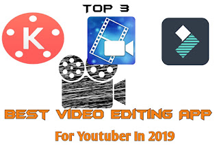 Best Video editing App for youtubers