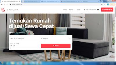situs pasang iklan gratis jual rumah tanah property di indonesia