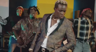 VIDEO Willy Paul ft Alaine – Shado Mado Mp4 Download