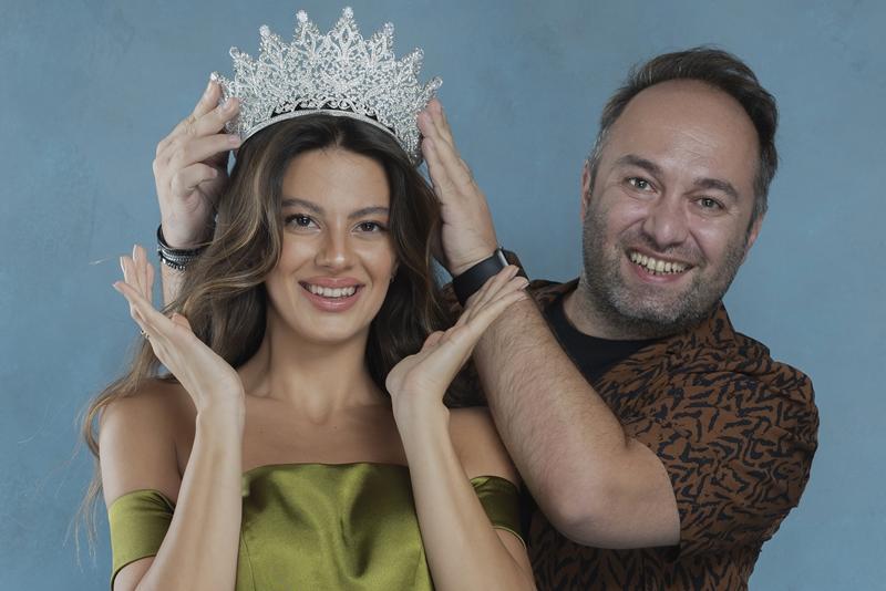 Miss Turkey 2021 birincisi Dilara Korkmaz: Uzun boyun avantajları da var