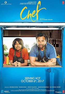 Chef 2017 Hindi Full Movie 950MB HDRip 720p at movies500.me