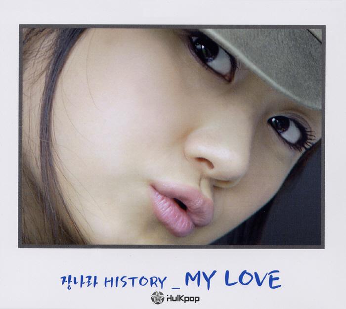 Jang Nara – History My Love